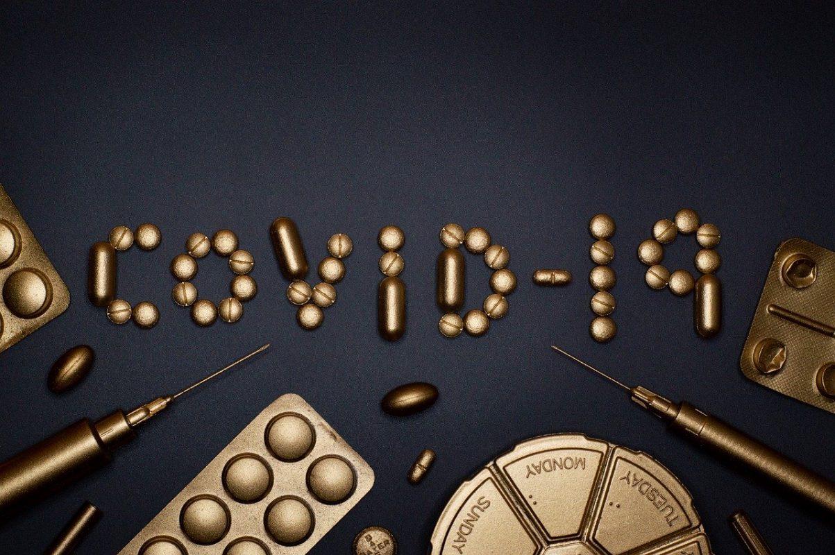 Czy płyn antybakteryjny pomaga na koronawirusa? 1