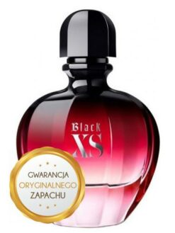 black xs for her eau de parfum marki paco rabanne inspiracja nr 26