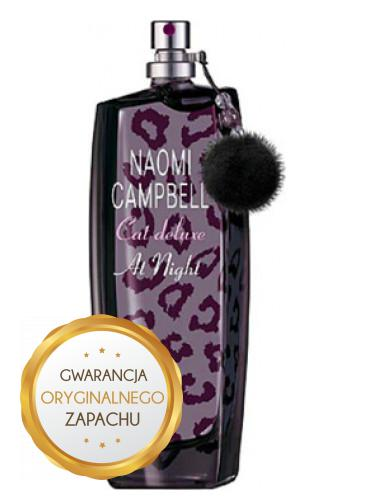 Cat Deluxe At Night - Naomi Campbell