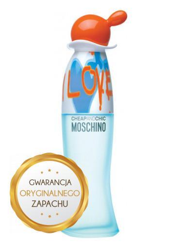 Cheap & Chic I Love Love - Moschino