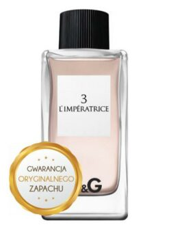 dg anthology limperatrice 3 dolcegabbana