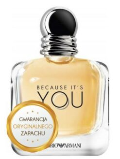 emporio armani because its you marki giorgio armani inspiracja nr 197