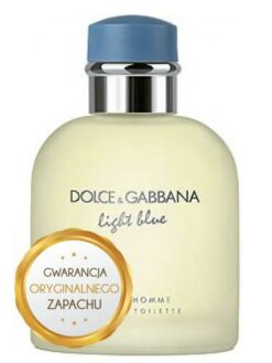 light blue pour homme marki dolcegabbana inspiracja nr 298