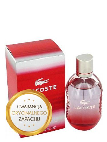 Style in Play - Lacoste Fragrances