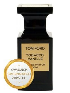 tobacco vanille marki tom ford inspiracja nr 200 m