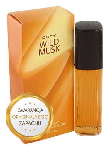 Wild Musk - Coty