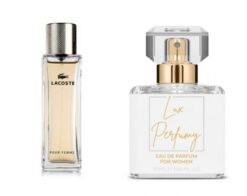 lacoste pour femme marki lacoste fragrances inspiracja nr 19